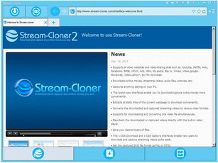 Stream-Cloner Screenshot